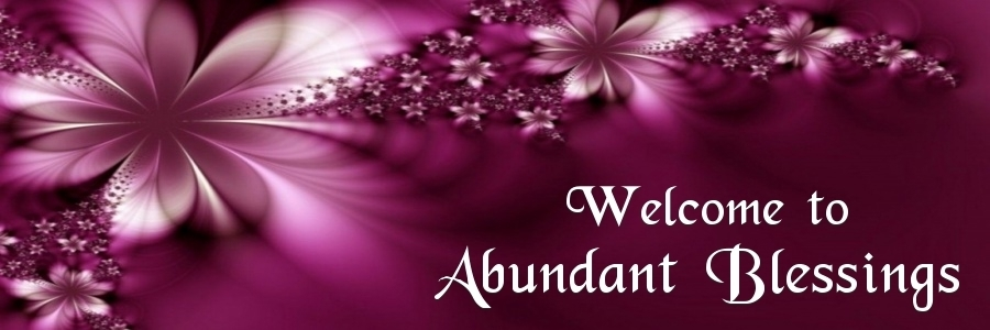 Abundant blessings burgandy 1 thumb960