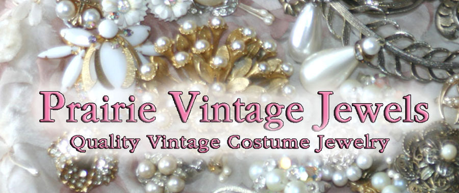 A welcome banner for DawnaS Prairie Vintage