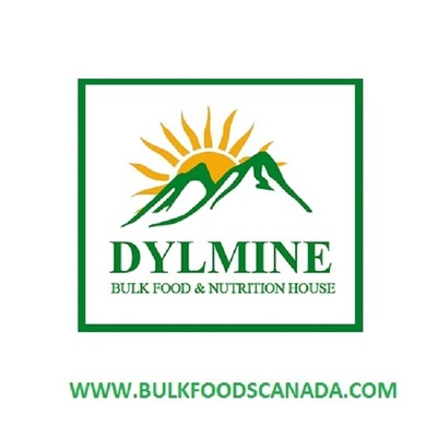 A welcome banner for Dylmine Bulkfood And Nutrition House