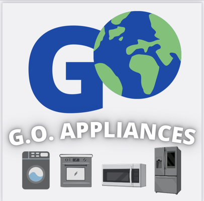A welcome banner for Go appliances