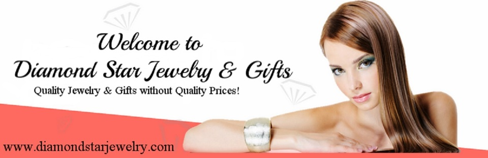 A welcome banner for Diamond Star Jewelry & Gifts on Bonanza (Midwest Family Jewelry)