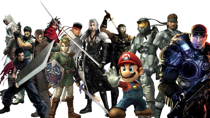 Cool video game characters thumb960