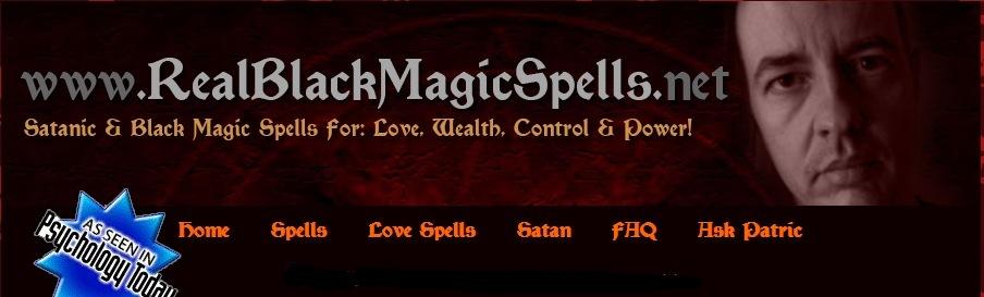RealBlackMagicSpells - Black Magic Spells at Bonanza - Everyt
