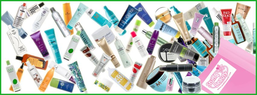 A welcome banner for Discount & Discontinued Stuff4Beauty