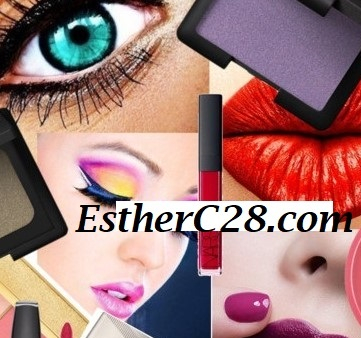 """A welcome banner for EstherC28.com              """"Look Good.  Feel Good""""   Because you are Beautiful!"""