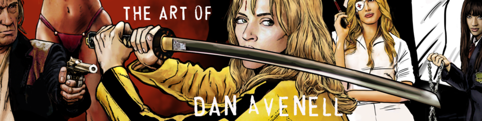 A welcome banner for Dan Avenell - Pictures For Pleasure