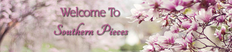 A welcome banner for Helen's store