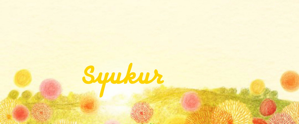 A welcome banner for Supriyana's store
