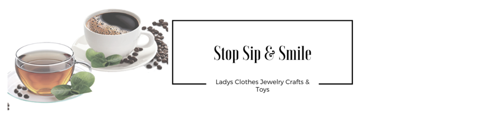 A welcome banner for Ladys Clothes Jewelry Crafts & Toys