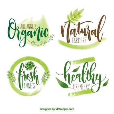 Logos ecologicos de acuarela 23 2147611367 thumb960