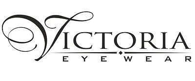 A welcome banner for Victoria EyeWear