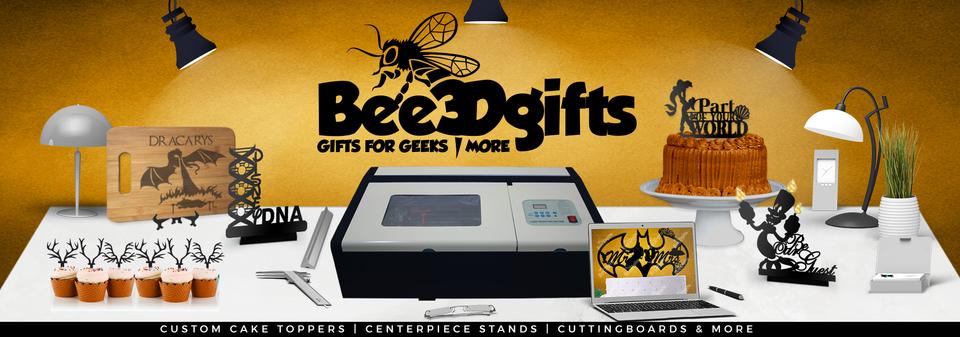 Bee3dgifts at Bonanza - Home & Garden, Wedding Cake Toppers, ...