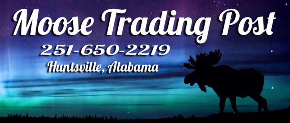 A welcome banner for Moose Trading LLC