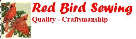 Red bird sewing logo thumb960