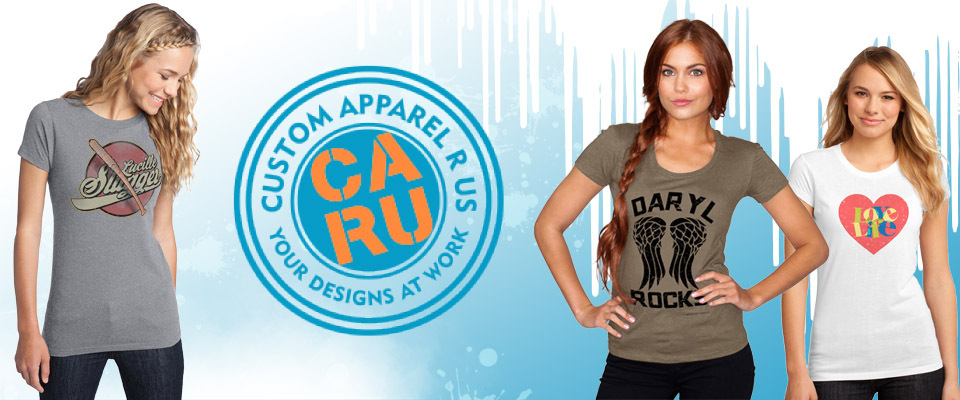 b9ecb321 Custom Apparel R Us at Bonanza - Fashion, Women's Clothing, T...