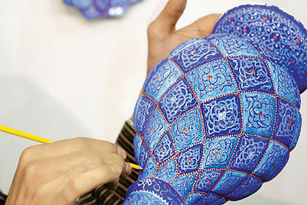 Persian handicrafts - online shopping