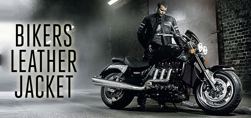 Bikers leather jacket banner thumb960