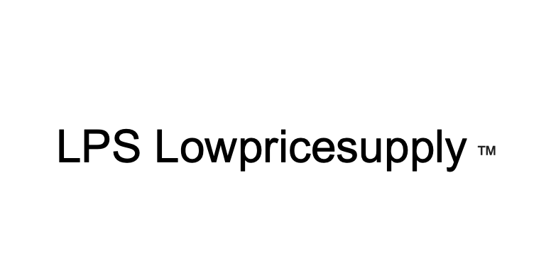 A welcome banner for Lowpricesupply