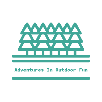 A welcome banner for Adventures In Outdoor Fun