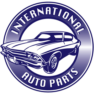 A welcome banner for INTL AUTO's store