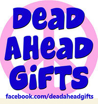 A welcome banner for Dead Ahead Gifts -- Plymouth, PA :)