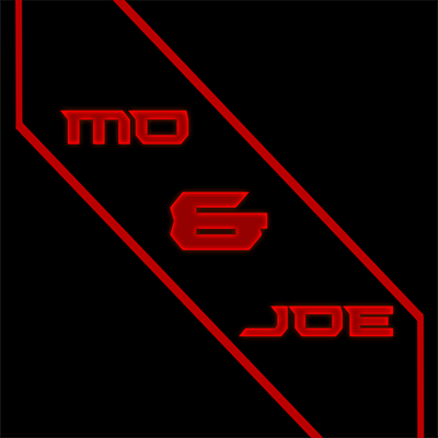 A welcome banner for mo's store
