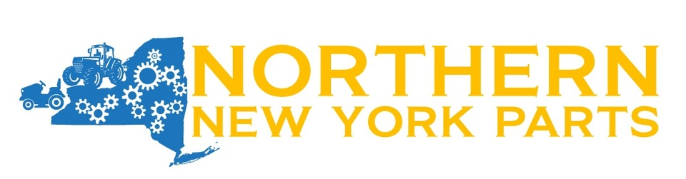 A welcome banner for Northern New York Parts