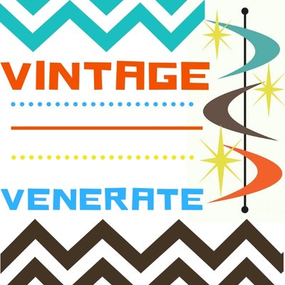 A welcome banner for VintageVenerate