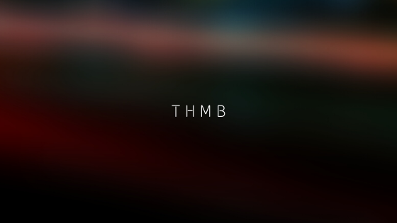 A welcome banner for Thumb ID
