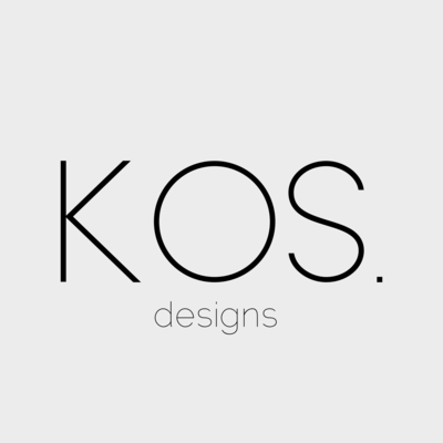 A welcome banner for KOS.Jewellery