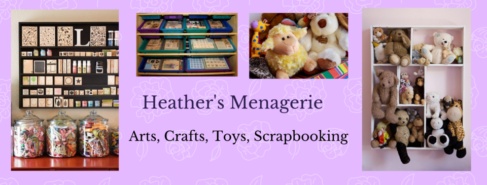A welcome banner for Heathers_Menagerie