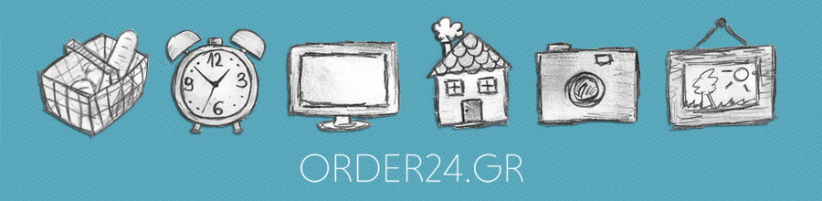 A welcome banner for order24.store