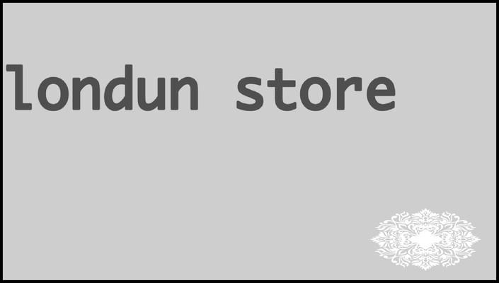 A welcome banner for LONDUN