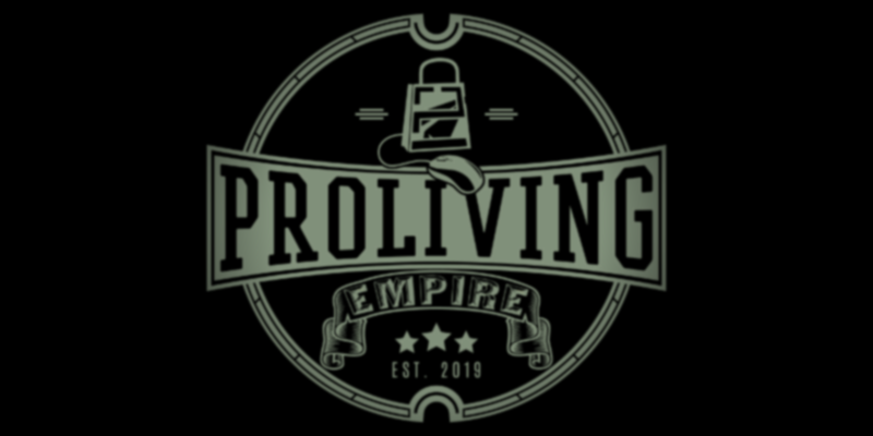 A welcome banner for ProLiving_Empire