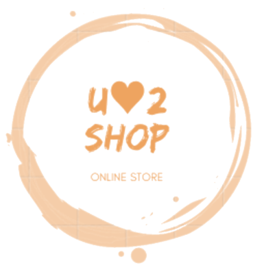 A welcome banner for Uluv2shop Store