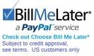 Paypal financing