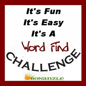 Word find challenge