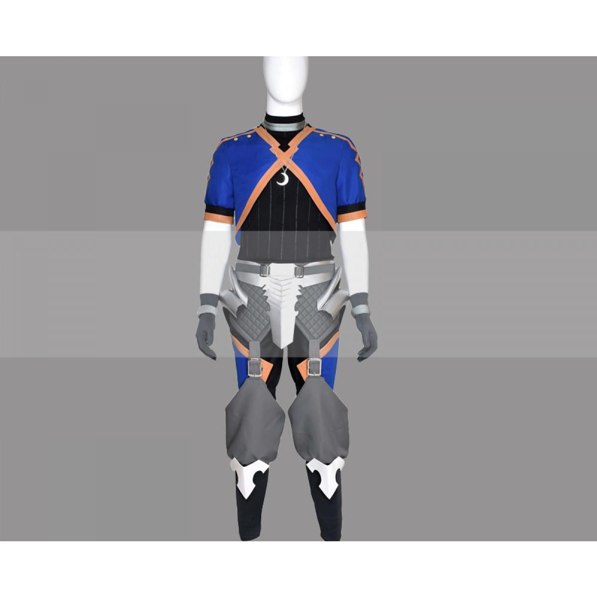 Fate/Grand Order Stage 1 Lancer Cu Chulainn Cosplay Costume
