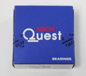 5200ZZ Nachi Double Row Angular Ball Bearing