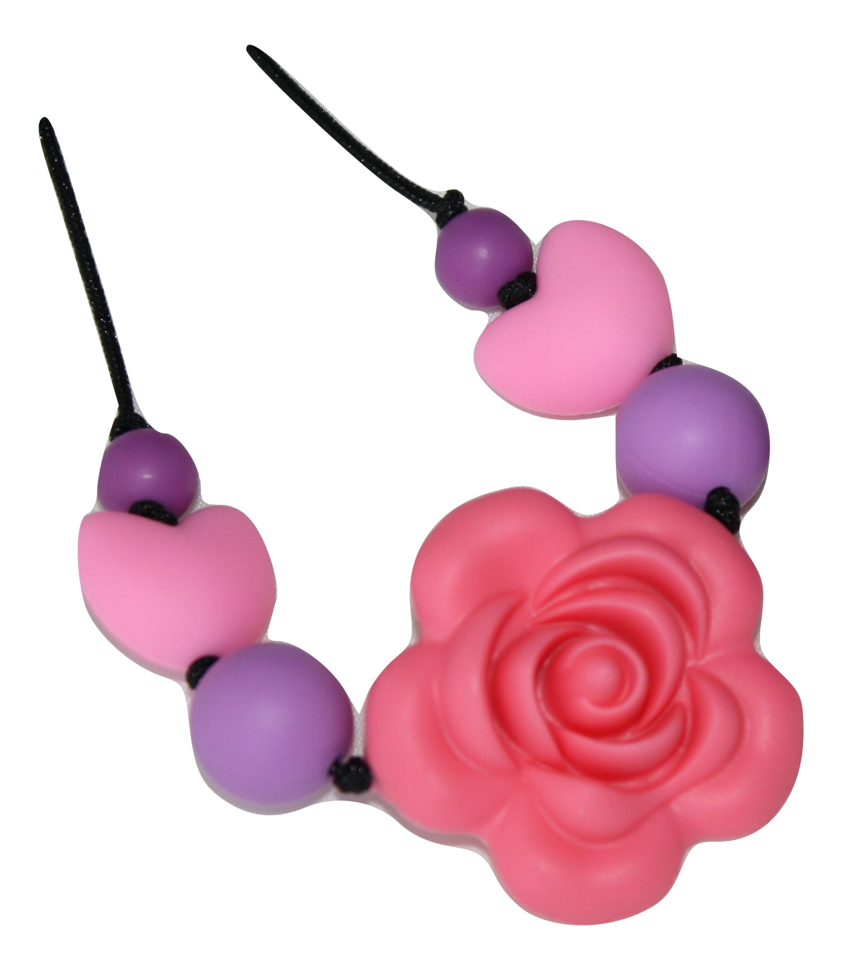 Baby Tapuu Silicone Sensory Necklaces are widely used by both