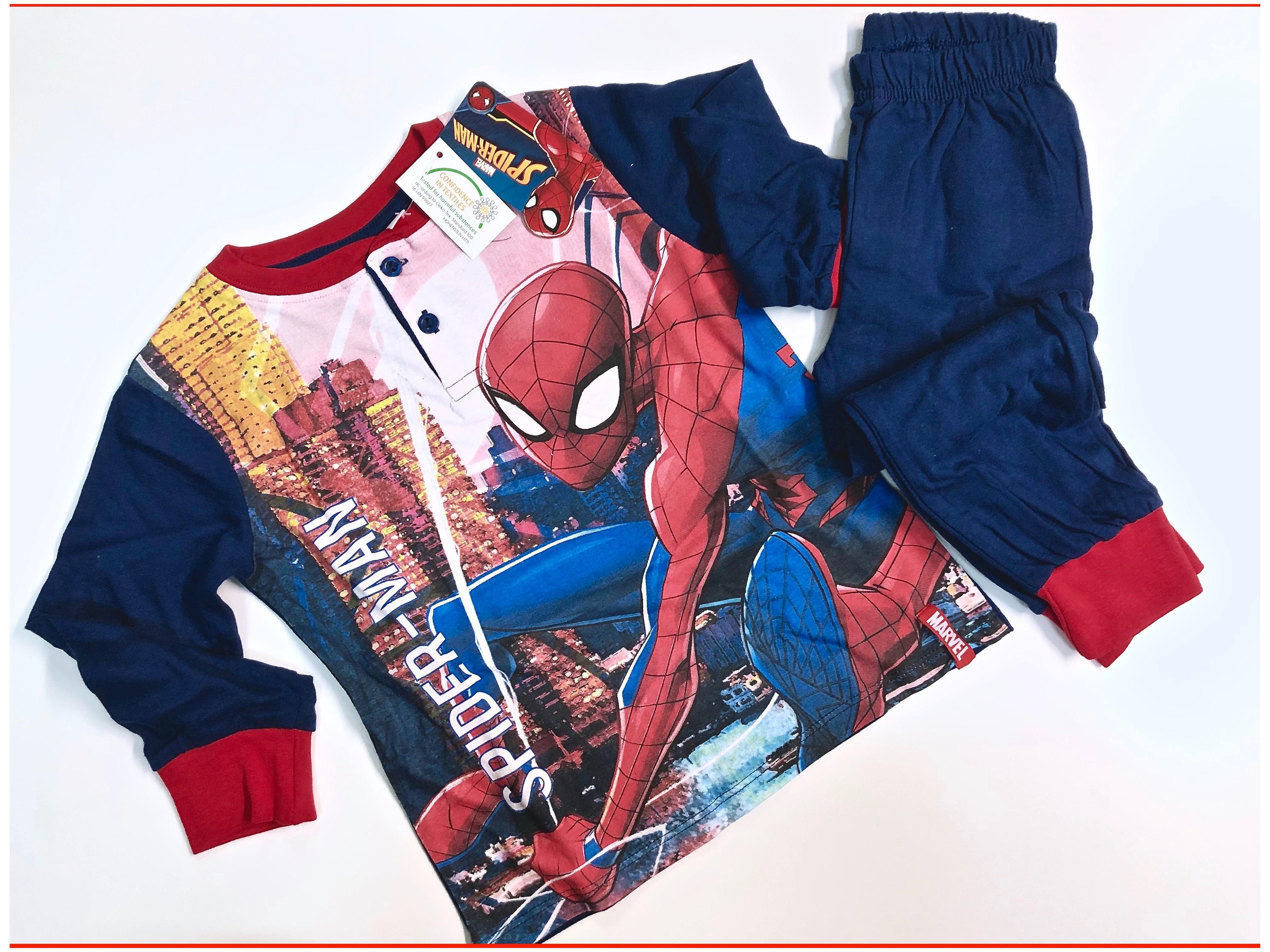 Spiderman Biancheria Intima delle Ragazzi Uomo Ragno Confezione da 5
