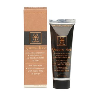 Apivita queen bee mild exfoliating