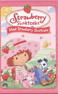Meet strawberry shortcake dvd movie childrens 2002 english spanish