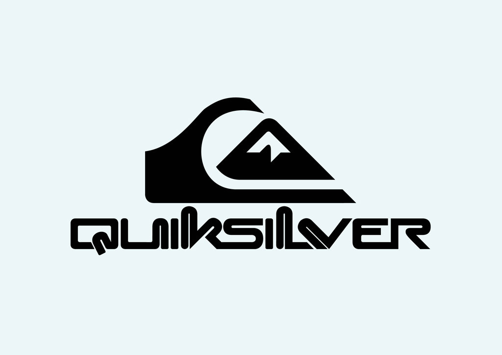 Freevector quicksilver vector logo