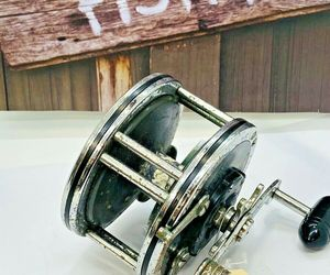 Penn 49 Super Mariner Fishing Reel Vintage made in USA Works Great, an item from the 'Community Picks: Gone Fishing' hand-picked list