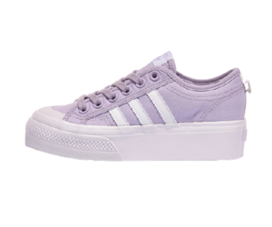 [Adidas Originals] W Nizza Platform Shoes Sneakers - Purple(FV5455), an item from the 'Summer Sneaks' hand-picked list