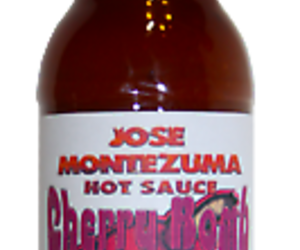 Cherry Bomb Chilli Sauce 150ML  Medium Heat chilli fire Habanero Hot Sauce, an item from the 'Community Picks: Hot and spicy with Harissa ' hand-picked list
