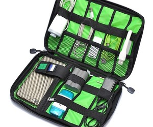 gocomma Electronics Accessories Travel Organizer, an item from the 'Travel Organizers' hand-picked list