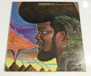 Buddy Miles - A Message to the People - Mercury Records - Vinyl Record VG L5, an item from the 'Record Store Day' hand-picked list