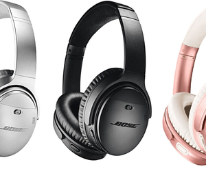 Bose QuietComfort 35 II Noise-Cancelling Headphones, an item from the 'Travel Must-Haves' hand-picked list